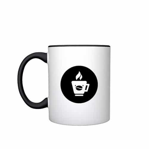Buena Vida Kaffeetasse Logo
